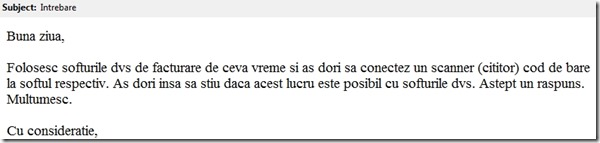 poza email